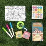 Compact Reusable Silicone Starter Pack Colouring Mat @ Just $20.90 Each!
