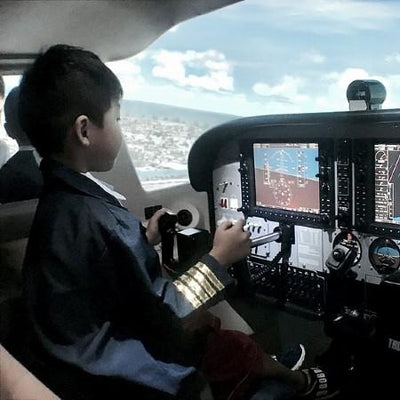 Parent & Child Flight Experience (1 Hour) @ just $120 (U.P. $160)