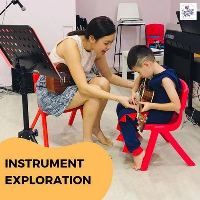 Music Holiday Camp: Instrument Exploration Adventure Camp @ $340