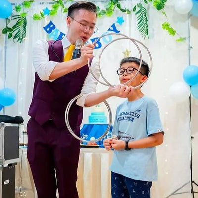 True Vine Kids Magic: Basic Magic Show From $289