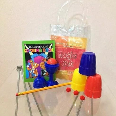 True Vine Kids Magic: Kids Magic Set @ $19.90 Inclusive Of Delivery