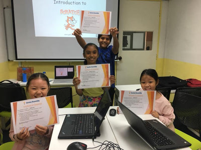 S.T.E.A.M Holiday Camp: Coding Workshop @ just $240