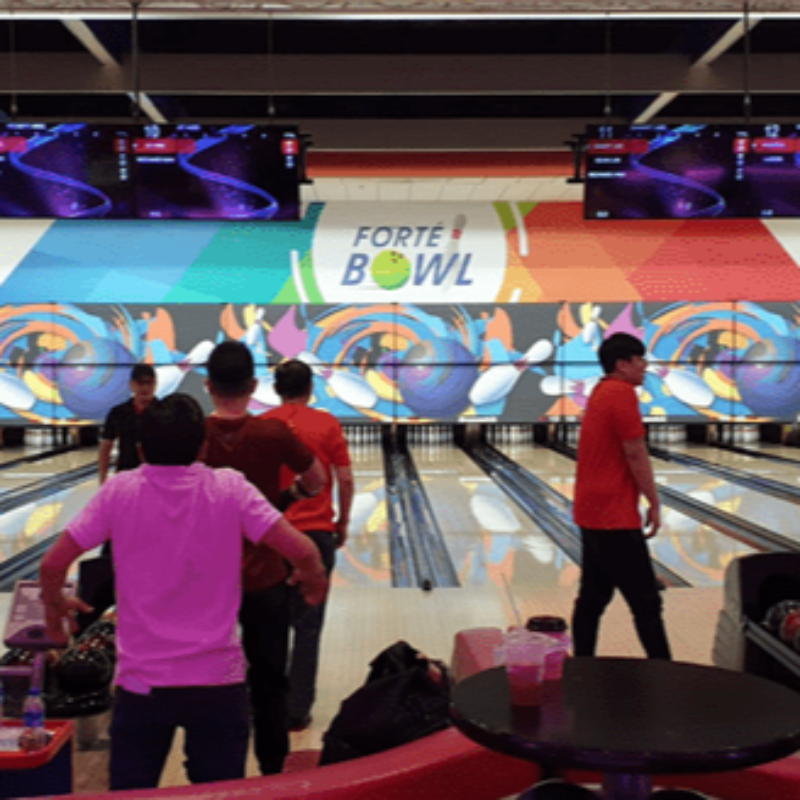 $30 Worth Of Bowling Credits @ Just $20 (Save 33%) - BYKidO
