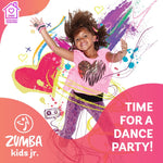Zumbini in SG: 2 Online Zumba Kids Jr Classes @ $5 (U.P $15)