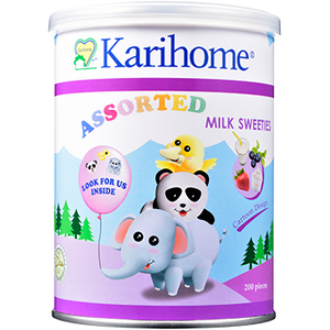Karihome (Goat Milk): Free Milk Powder Samples