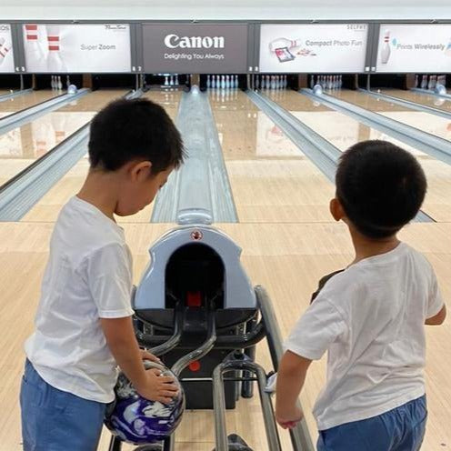 Bowling Games by Orchid Bowl NTUC Club