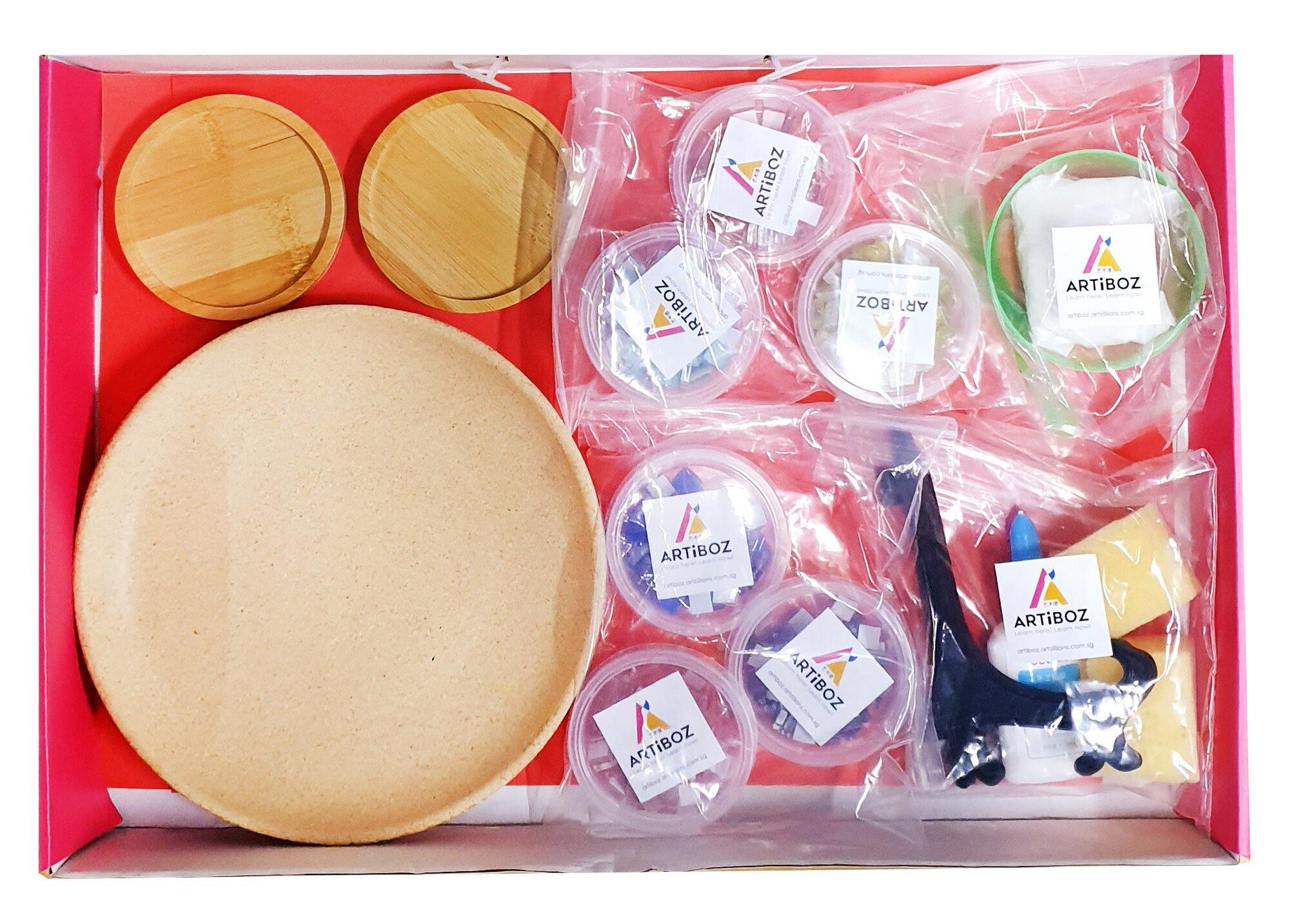 Joyful Art & Craft Box @ Just $49, Delivery Included