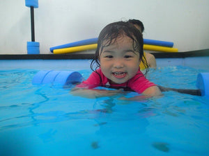 Little Splashes: 20% Off Trial Swim Class