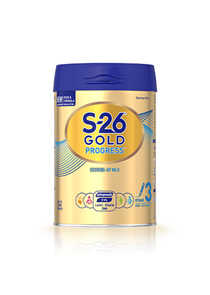 S-26: Join Wyeth Nutrition parenting club to receive a free milk powder sample! - BYKidO