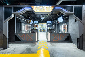 [Klook Exclusive: Skip-the-Line] NERF Action Xperience Ticket in Singapore - BYKidO