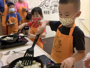Fam-Bam Cookout: Family Cooking Experience in Singapore