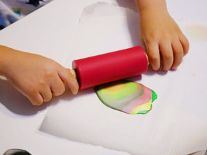 Jolly Confetti: 60mins Slime and Clay Art Making Workshop for 1 Child @ $39 (U.P $49) - BYKidO