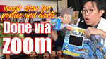 Mr Bottle's Kids Party - Zoom Magic Show @ $500