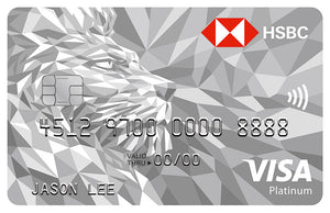 HSBC Credit Cards Sign-up Bonuses