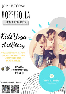 Introductory Special: Kids Yoga & Art Trial @ just $15 (U.P $25)