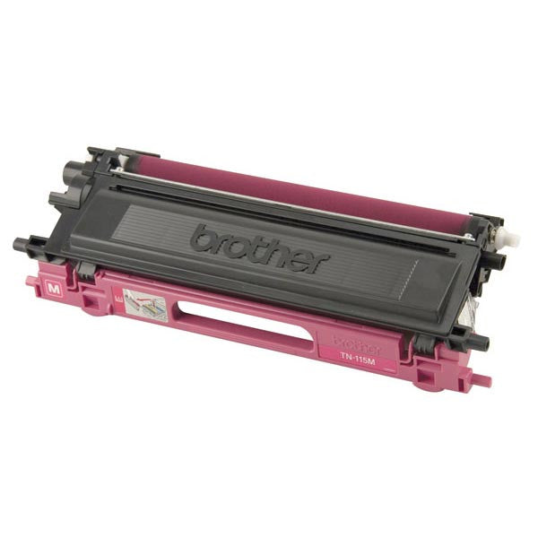 Brother Magenta OEM Laser Toner Cartridge TN115M