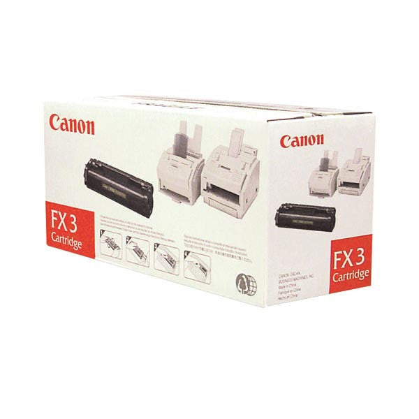 Canon Black OEM Fax Toner Cartridge - 1557A002BA