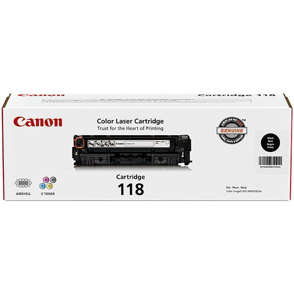 Canon OEM Black Toner Cartridge 2662B001AA