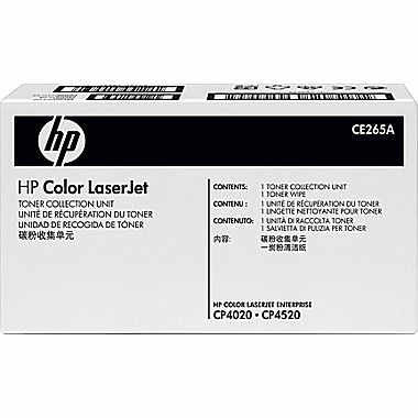 Hewlett Packard Toner Collection Unit CE265A