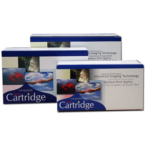 Z-Compatible Black laser toner cartridge -  12A5845