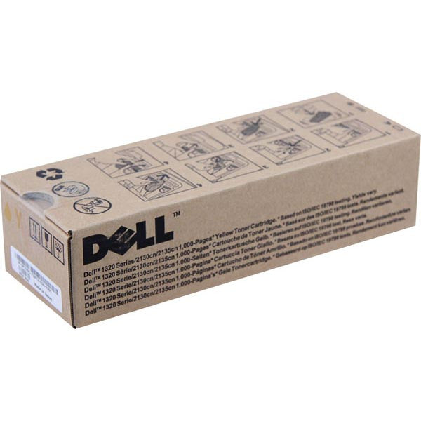 Dell 1320c Magenta Toner Cartridge RY855