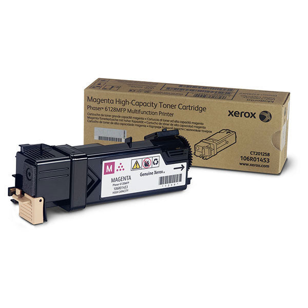 Xerox Laser Toner Cartridge 106R01453