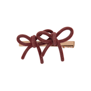 Two Bows Hairpin