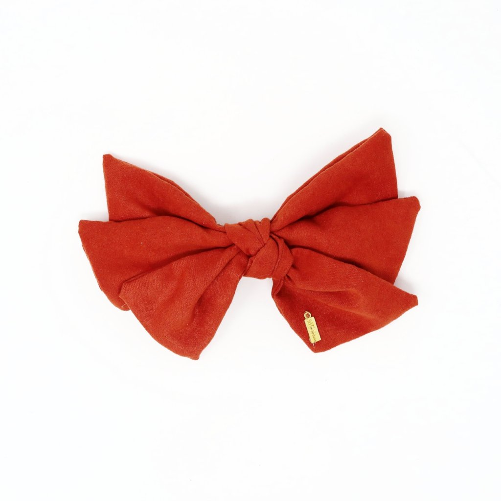 Triple Bow Hairpin