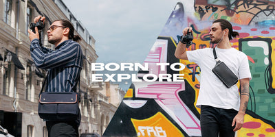 Born To Explore - For the Free Spirits