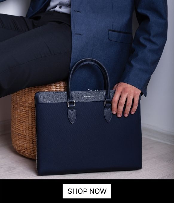 Maverick & Co. Alpha Nylon Briefcase