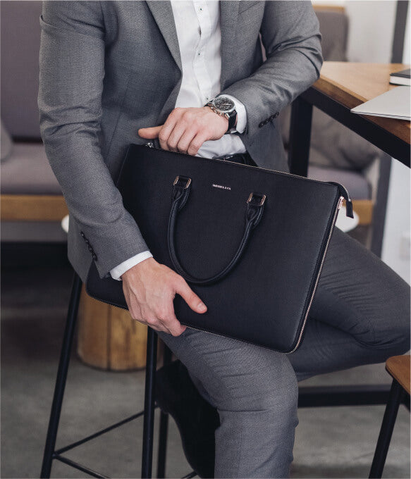 Maverick & Co. LIMITLESS Waterproof Briefcase 輕型防水公事包