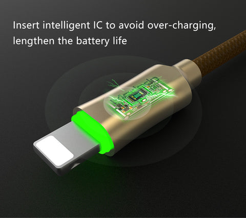 Mcdodo Lightning Bolt Charger Cable Iphone 5 6 7