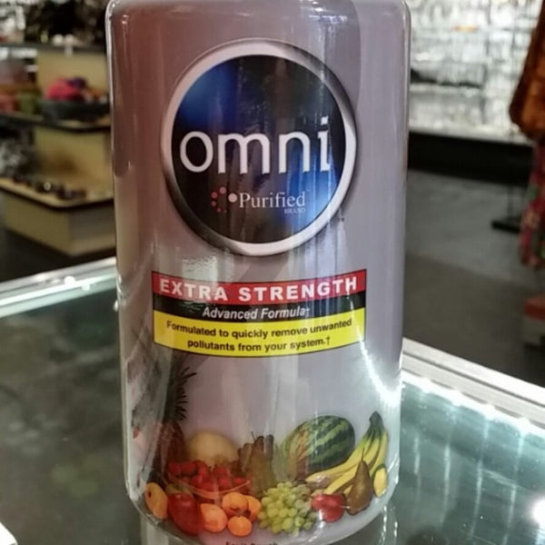 Omni Extra Strength Fruit Punch
