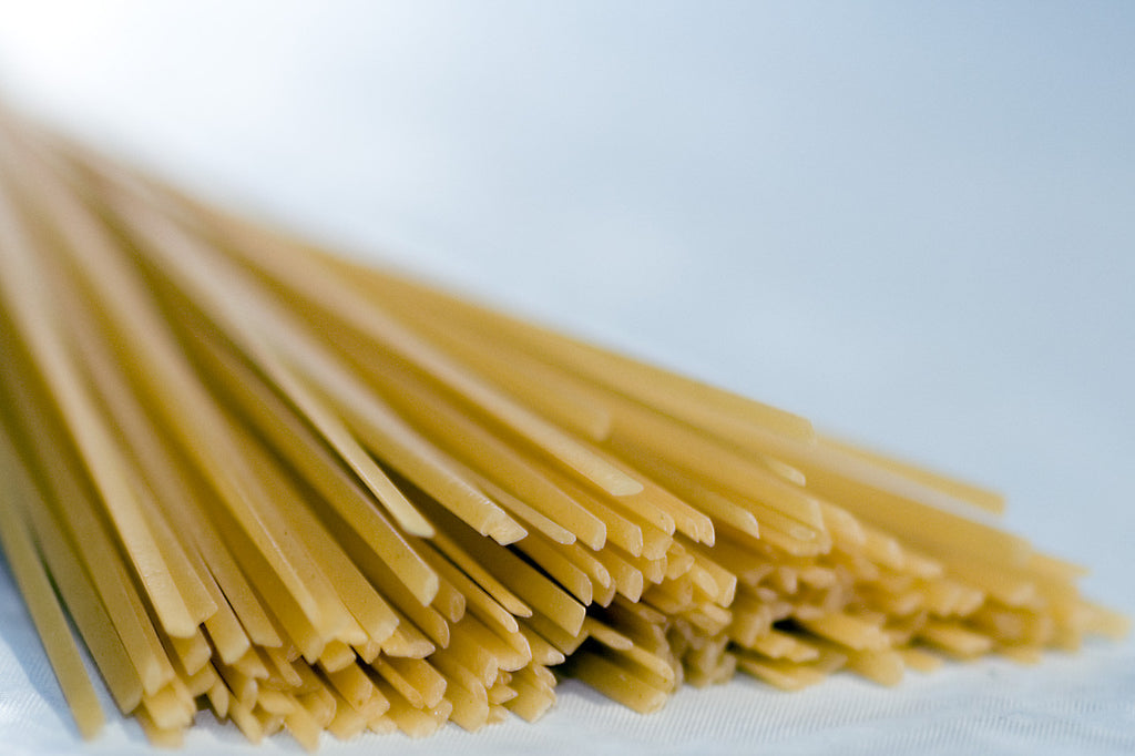 The paleo diet and pasta