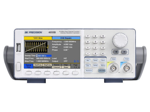 Waveform Generator - Dual Channel Function Generator