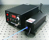 MDL-F-447 Violet Blue Diode Laser >2000 mW Readylasers.com Ready Lasers