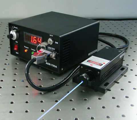 MDL-III-405 Violet Blue Diode Laser Readylasers.com Ready Lasers