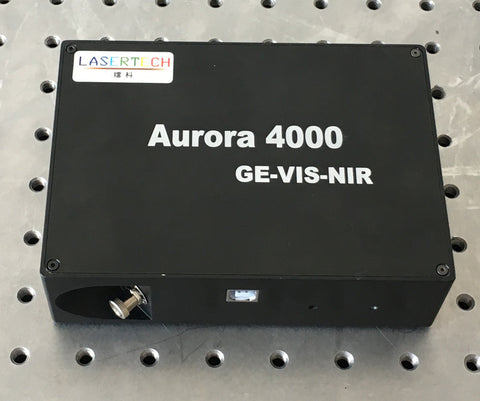 Aurora 4000 Spectrometer - High Resolution Readylasers.com Ready Lasers