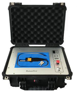 Portable Raman Spectrometer RamanSys-785 Readylasers.com Ready Lasers