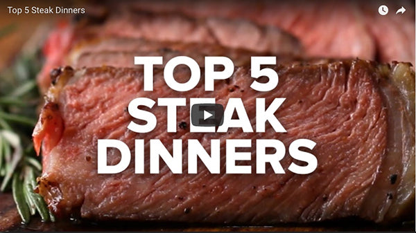 Top 5 Halal Steak Dinners sure to make you hungry!