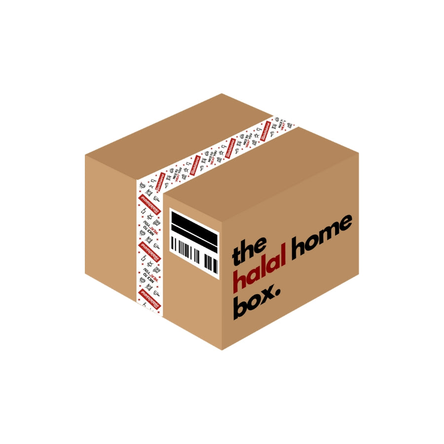 The Halal Meat Home Box