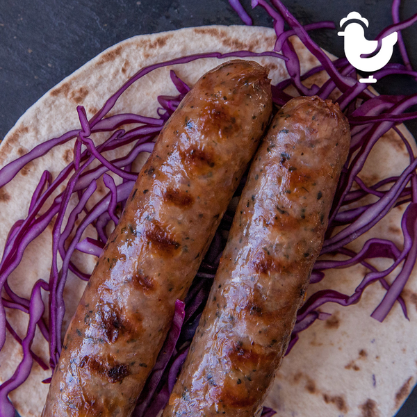 Gourmet Halal Chicken Sausages