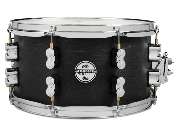 PDP Concept Black Wax 13x7 Snare Drum