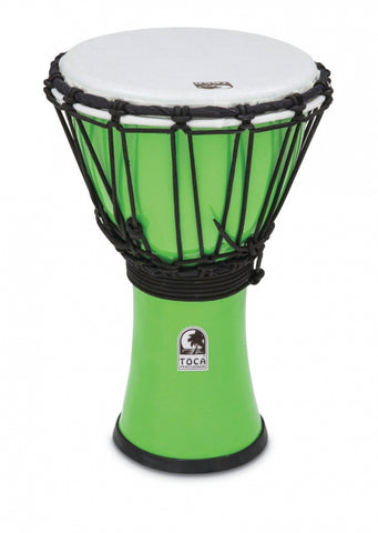 "Toca 7"" Djembe Freestyle Colorsound Pastel Pastel Green"