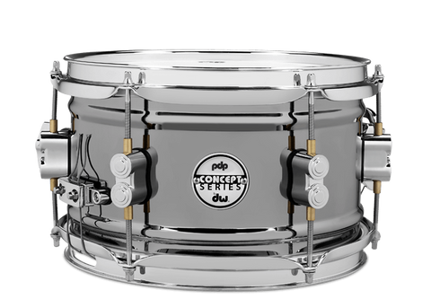 PDP Concept Black Nickel over Steel 10x6""