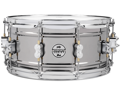 PDP Concept Black Nickel over Steel 14x6.5""