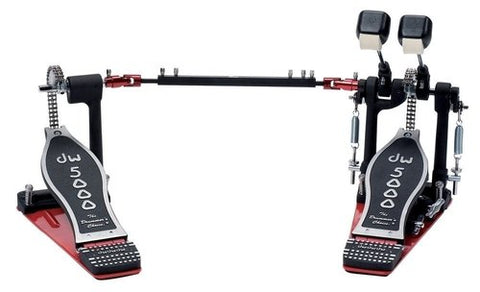 DW 5000 Series Accelerator Double Bass Drum Pedal 5002AD4