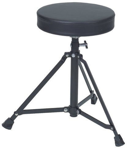 Gewa Basix 100 Series Single Braced Drum Stool - Black