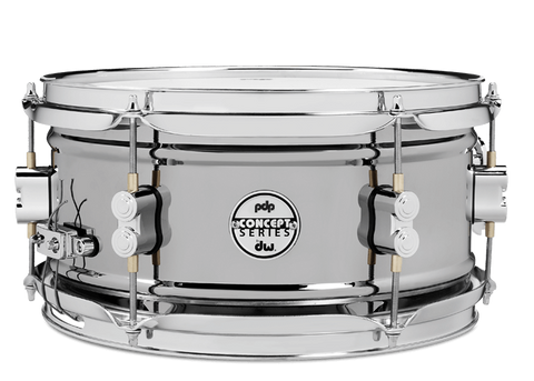 PDP Concept Black Nickel over Steel 12x6""
