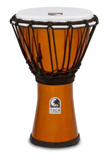 "Toca 7"" Djembe Freestyle Colorsound Metallic Orange"